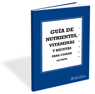 Guia de nutrientes y salud visual